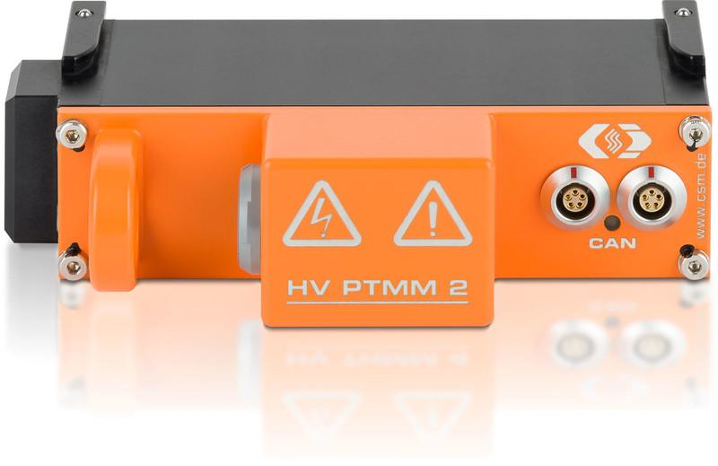 HV PTMM 2 enabling very precise temperature measurements with PT100 and PT100 sensors