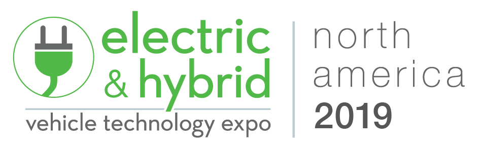 Logo Electric & Hybrid Vehicle Technology Expo North America