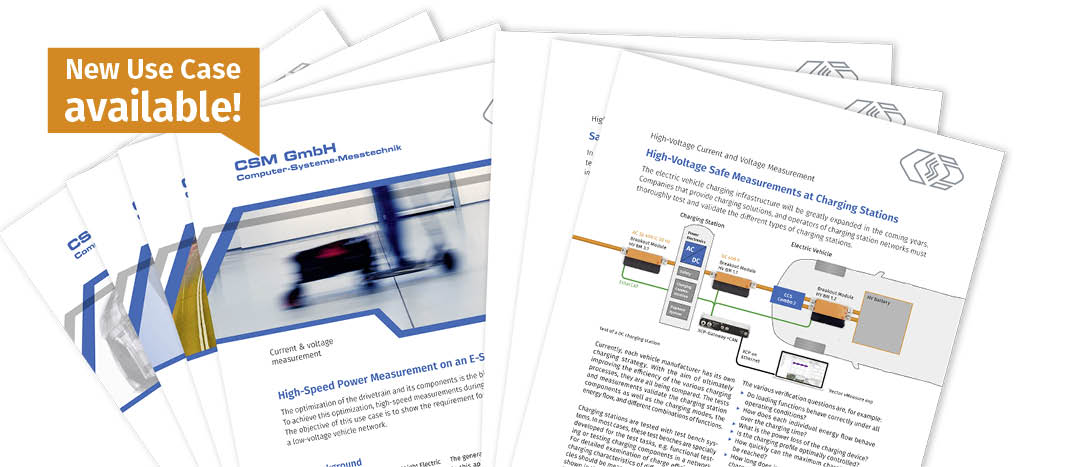 New Application Report: Powertrain Validation in Forklifts